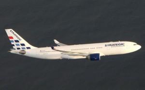 Strategic's A330 could be Bali bound. (Paul Sadler)