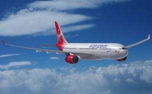 VIRGIN ATLANTIC A330-300
