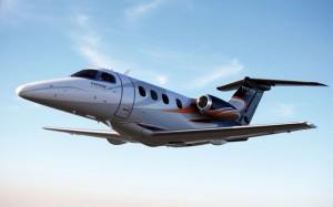 A Phenom 100 is touring Australia. (Embraer)