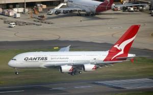 Qantas is reconfiguring its A380 and 747-400 fleets. (Paul Sadler)