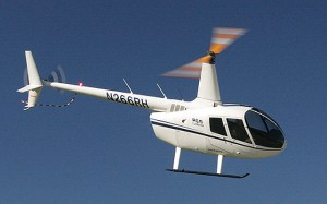 photo - Robinson Helicopters