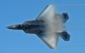 F-22s would cost US$227m if the production line was re-started. (USAF)