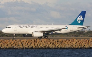 Air NZ A320 ZK-OJO (Andrew McLaughlin)
