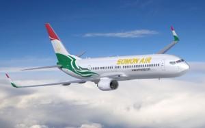 Somon Air 737-800