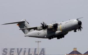A400M MSN2 has flown. (Airbus Military)