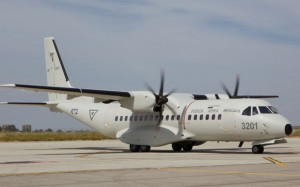 The Mexican air force's first C295. (Airbus Military)