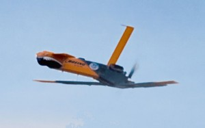 The ScanEagle Compressed Carriage (SECC) UAV. (Boeing)