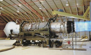 Adelaide-based Levett Engineering has picked up more P&W F135 engine manufacturing work. (P&W)