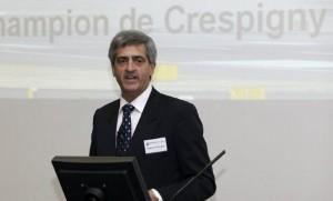 Captain Richard de Cresipgny