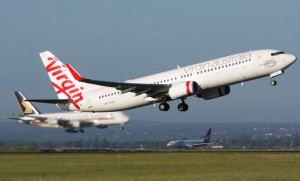 Virgin Australia, too, is now calling for a level playing field. (Seth Jaworski)