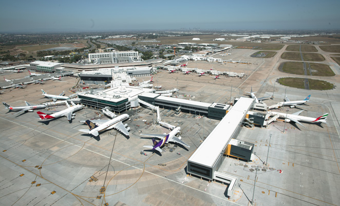 Melbourne Airport has unveiled plans for a $300m expansion days after ...