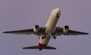 The 767-300ER fleet will be retired by early 2015.(John Absolon)