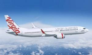 Virgin Australia has ordered 23 Boeing 737-8 MAXes. (Boeing)