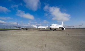 A320 Family production will peak at 46/month from mid 2016.  (Airbus)