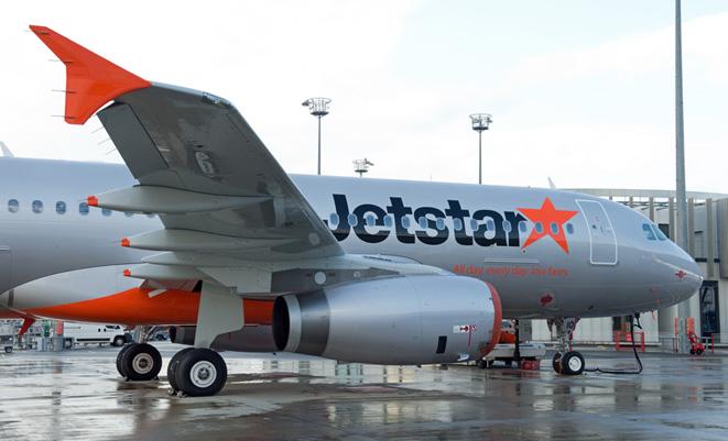 A Jetstar Japan Airbus A320. (Airbus)