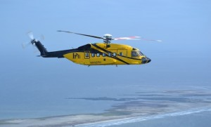 The new 'Rig Approach' system on the S-92 will greatly aid IFR approaches to offshore platforms. (Sikorsky)