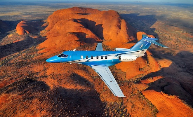 Pilatus launches PC-24 twin-jet
