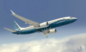 MAX 8 production begins in 2015. (Boeing)