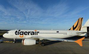 Tigerair is acquiring two additonal A320s. (James Morgan)