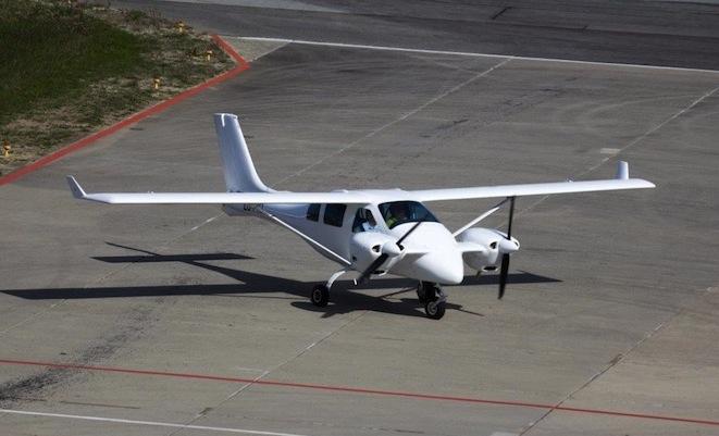 Jabiru Twin takes to the skies - Australian Aviation