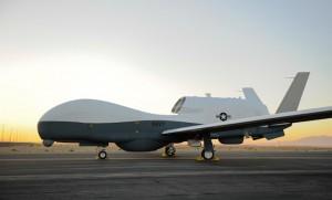 Australia has committed to the Triton. (Northrop Grumman)