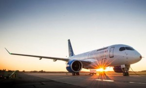 The CSeries wont now enter service until the second half of 2015. (Bombardier)