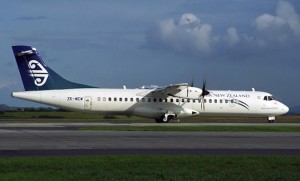 More ATR72s are allowing Air New Zealand to increase capacity to Christchurch. (Rob Finlayson)