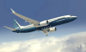 Boeing revenues are increasingly reliant on commercial sales. (Boeing)