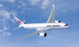 The JAL A350 order has broken the drought for sales in Japan. (Airbus)