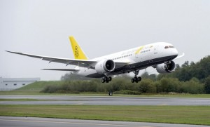 Royal Brunei will operate 787s to Melbourne from the second quarter of 2014. (Boeing)