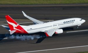 Qantas operates 1,200 flights a week to and from Melbourne. (Seth Jaworski)