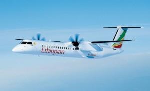 Ethiopian Airlines will operate four more NextGen Q400s through lessor Palma.
