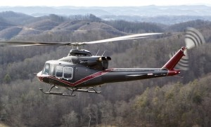 The Philippines Dept of National Defense has ordered eight Bell 412EPs. (Bell)