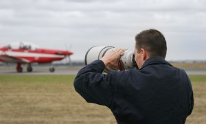 From a different perspective - Photographer Steven Pam is looking to produce a documentary on aviation enthusiasts.