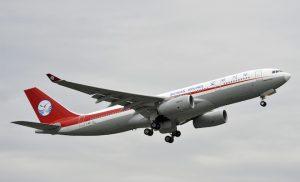 A Sichuan Airlines A330.