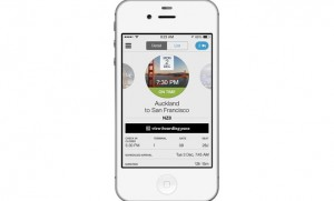 Air New Zealand passengers can now checkin via their mobiles.