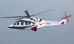 The AW189 super medium helo has been granted EASA certification. (AgustaWestland)
