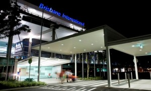The Brisbane Int'l terminal upgrade is scheduled for completion in July 2015. (BAC)