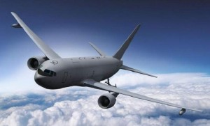 The Boeing KC-46A will be known as the 'Pegasus' in USAF service. (Boeing)