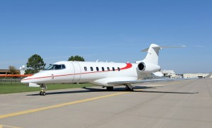 The Lear 85 has been cleared to commence flight testing by the FAA. (Bombardier)