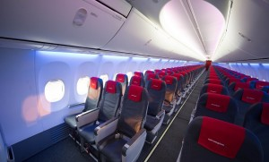 The 1000th Boeing Sky Interior equipped 737 has been delivered to Norwegian Air Shuttle. (Boeing)