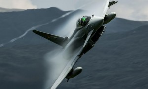 BAE will propose a lease deal to Malaysia for 18 Typhoon fighters. (Eurofighter-Dan Kemsley)