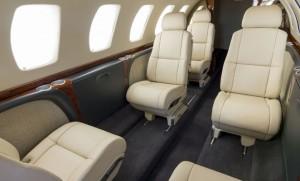 The CJ3+ will also feature a new cabin interior and pressurisation and diagnostics systems. (Cessna)