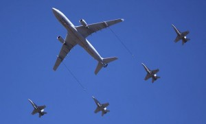 Singapore has confirmed it will order the A330 MRTT. (Andrew McLaughlin)