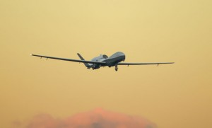 The first stage of flight testing for the MQ-4C Triton has been completed. (Northrop Grumman)