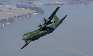 The ROK is the latest C-130J operator. (Lockheed Martin)