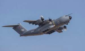 The first Turkish A400M. (Airbus)