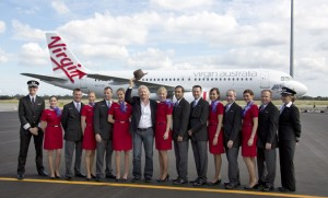Virgin Australia has been rated the country's second best large employer. (Virgin)