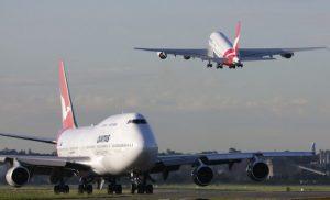 Qantas's international marketshare continue to fall. (Seth Jaworski)