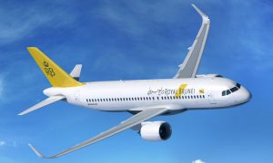 RB has ordered seven and taken options on three A320neos. (Airbus)